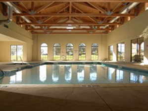 Indoor Pool at Listing #282916