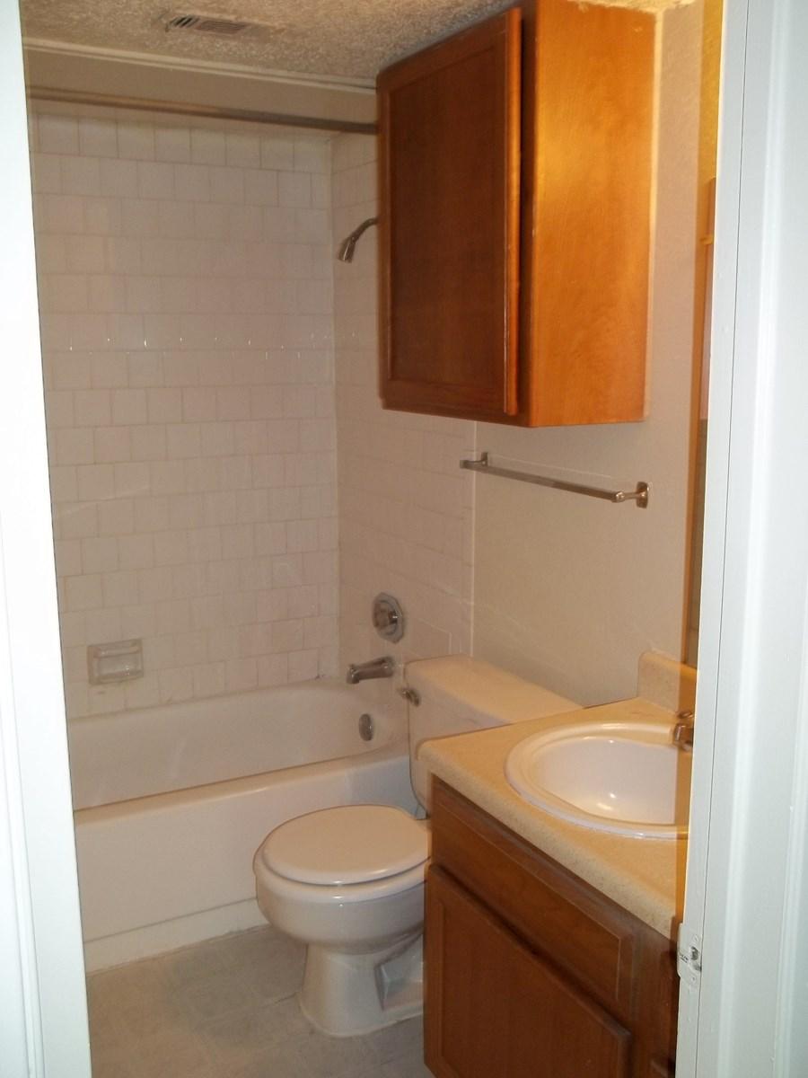Bathroom at Listing #136352