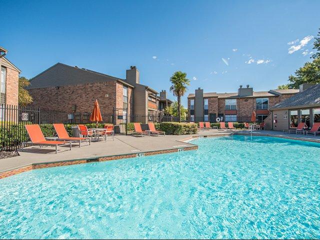 Pool at Listing #139899