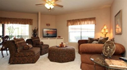 Living Room at Listing #138708