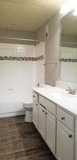 Bathroom at Listing #135721