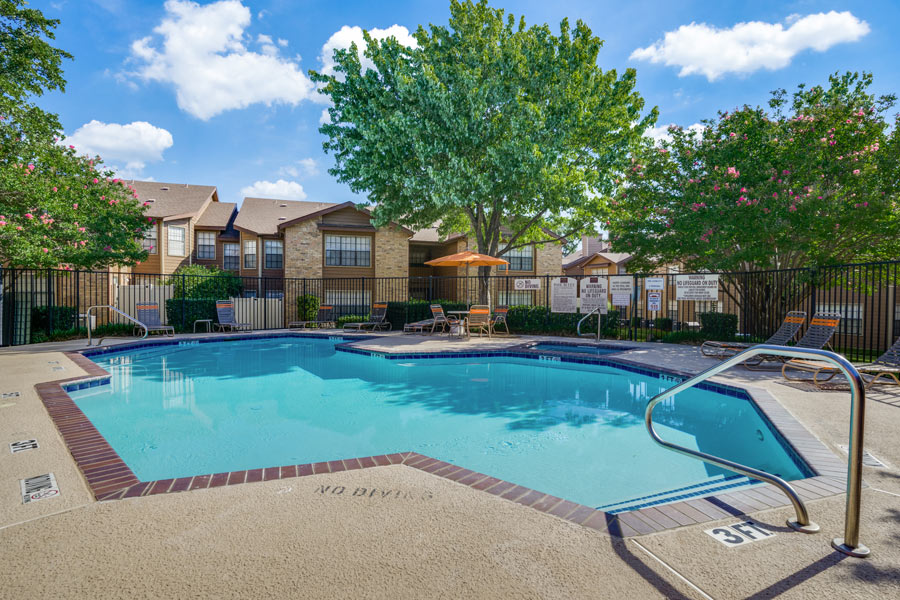 Pool at Listing #144126