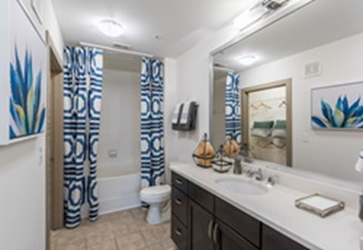 Bathroom at Listing #144806