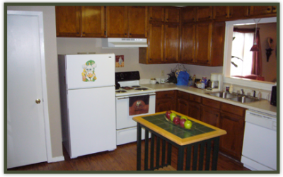 Kitchen at Listing #136741
