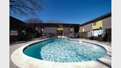 Pool at Listing #140615
