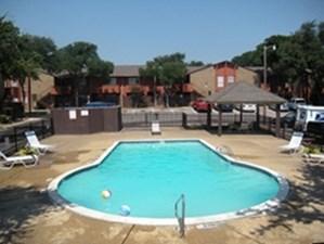 Pool at Listing #136771