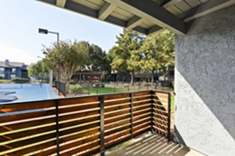 Patio at Listing #135974