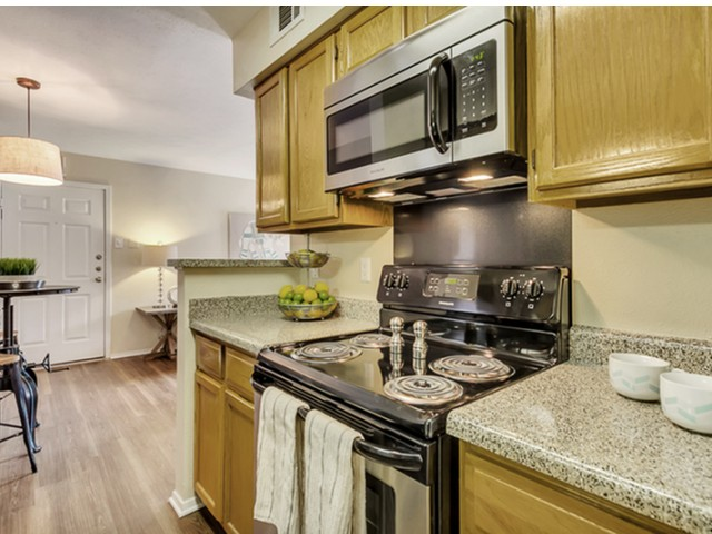 Kitchen at Listing #135999