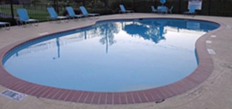 Pool at Listing #217360