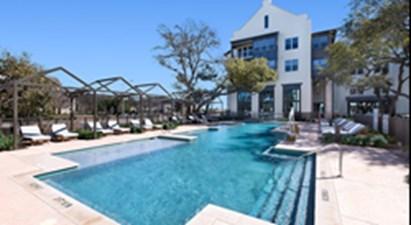 Pool at Listing #300917