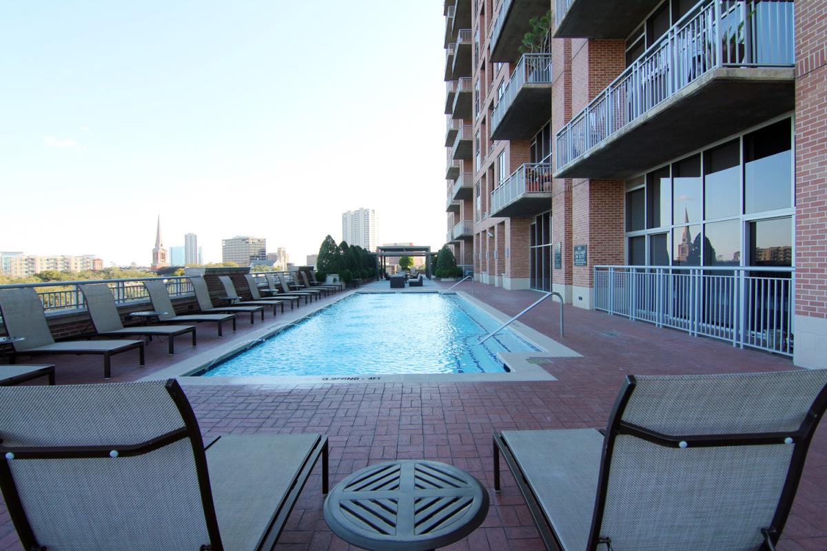 Pool at Listing #144130