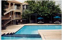 Pool at Listing #141229