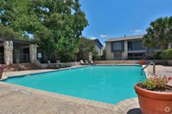 Pool at Listing #140995