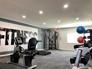 Fitness at Listing #136292