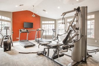 Fitness Center at Listing #138938