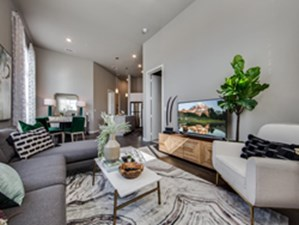 Living Area at Listing #260499