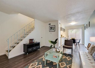 Living/Dining at Listing #140198