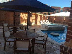 Pool at Listing #296334