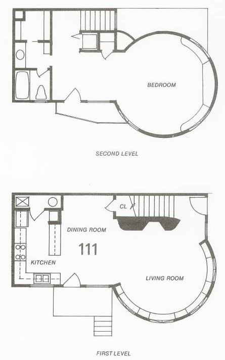 2,811 sq. ft. 101 Try-Level floor plan
