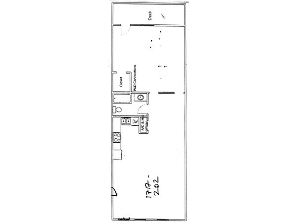 1,650 sq. ft. floor plan