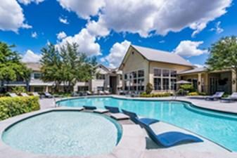 Pool at Listing #144633