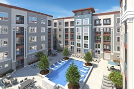 Dolce Midtown Apartments Houston TX