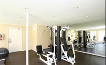 Fitness Center at Listing #140674