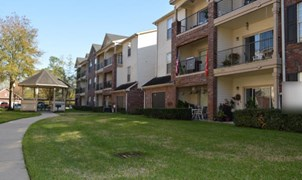 Villas on Woodforest Apartments Houston TX