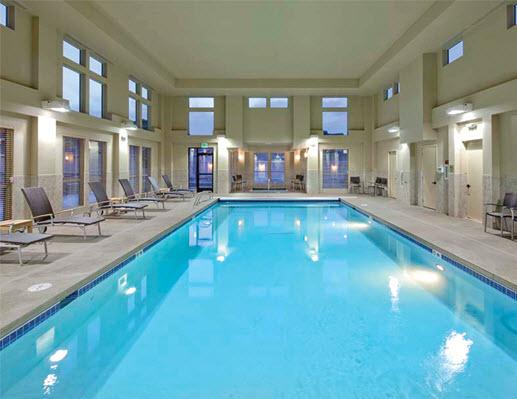 Pool at Listing #266610