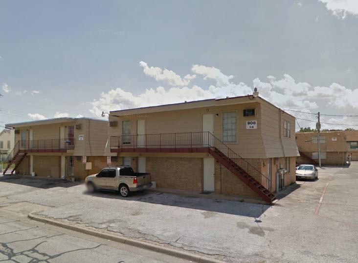 Ridgeway Terrace Apartments Arlington TX