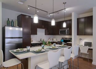 Kitchen at Listing #225421