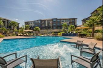 Pool at Listing #224126