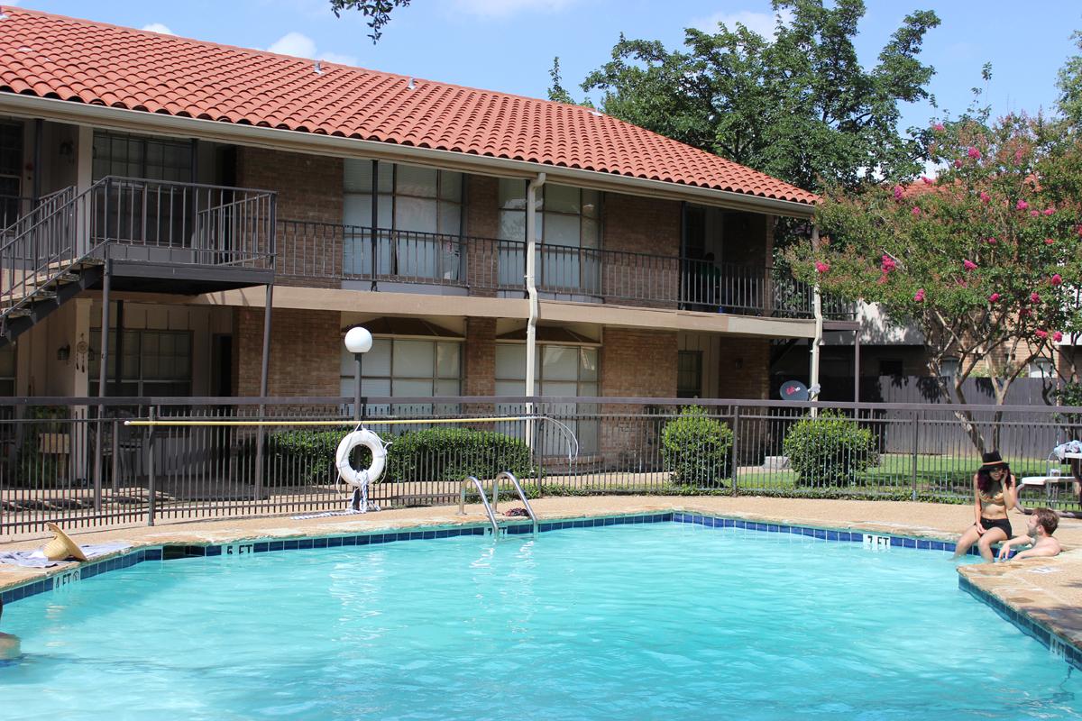 Pool at Listing #135811