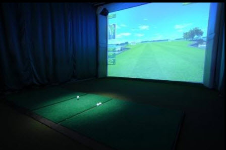 Golf Simulator at Listing #145012