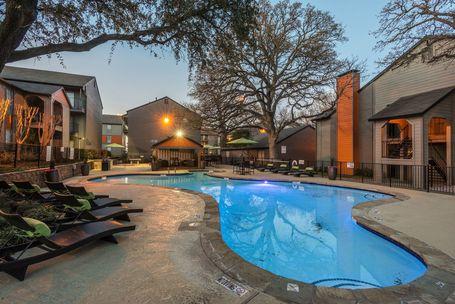 Pool at Listing #136852