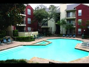 Pool at Listing #135903
