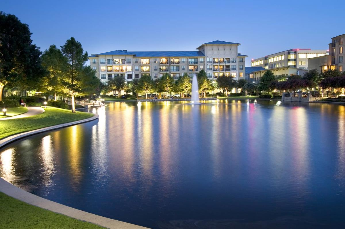 Lakeside at Legacy Village Apartments 75024 TX