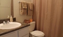 Bathroom at Listing #136734