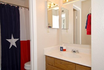 Bathroom at Listing #145108