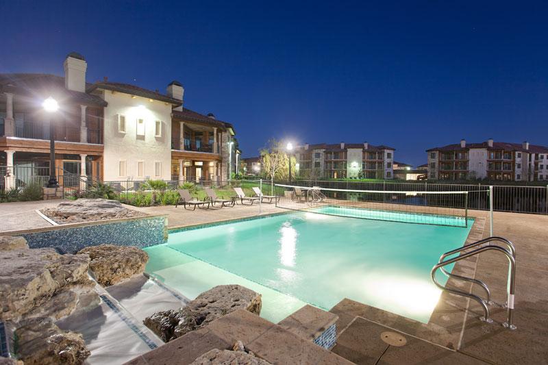 Pool at Listing #226853