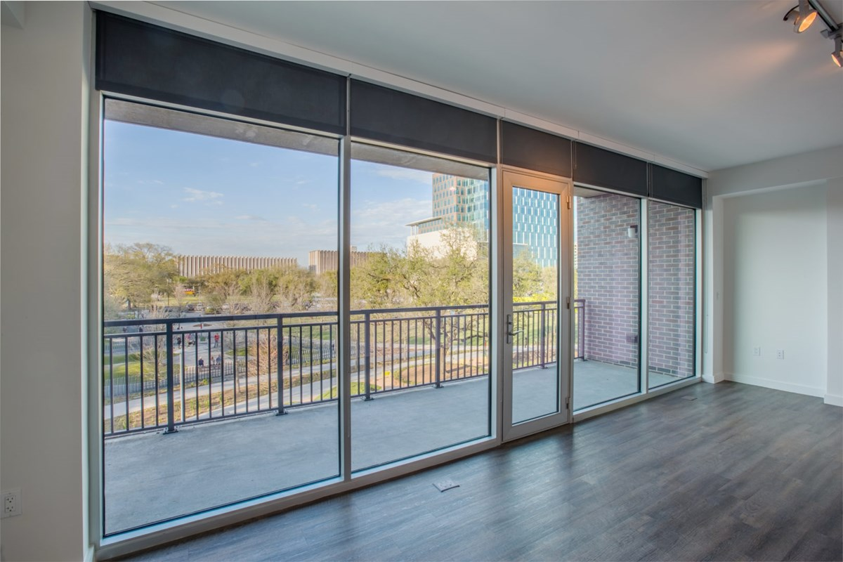 Balcony at Listing #260072