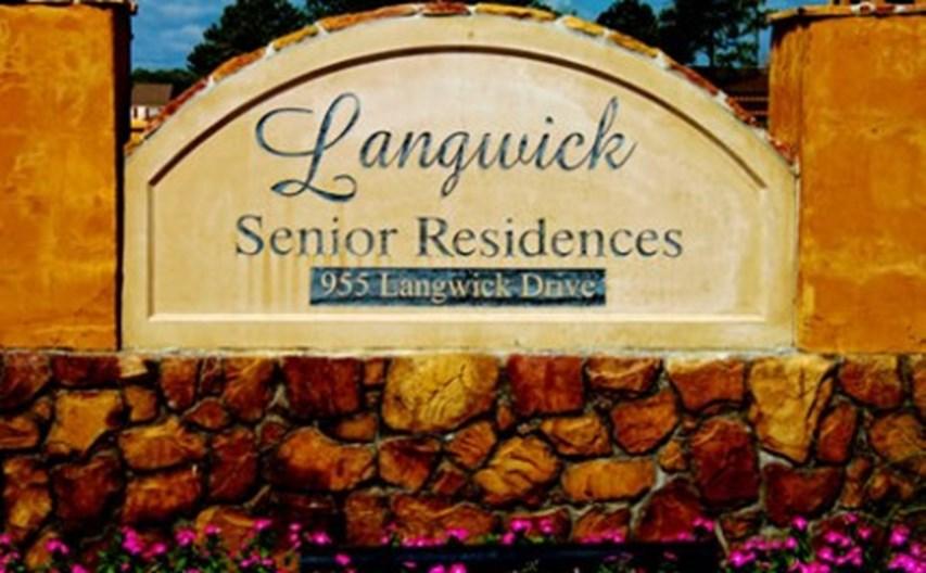 Langwick Senior Residence Apartments