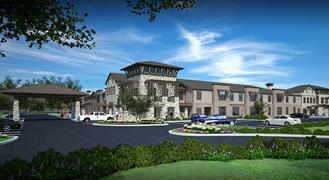 Discovery Village at Dominion Apartments San Antonio TX
