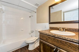 Bathroom at Listing #136928