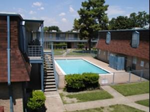 Pool at Listing #139417