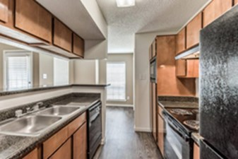 Kitchen at Listing #139763