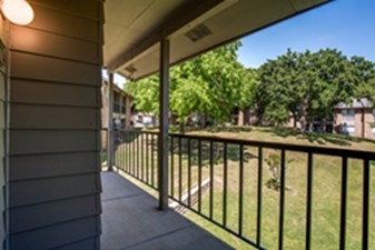 Patio at Listing #136925