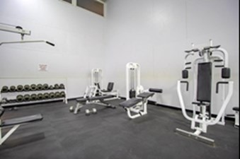 Fitness Center at Listing #235135