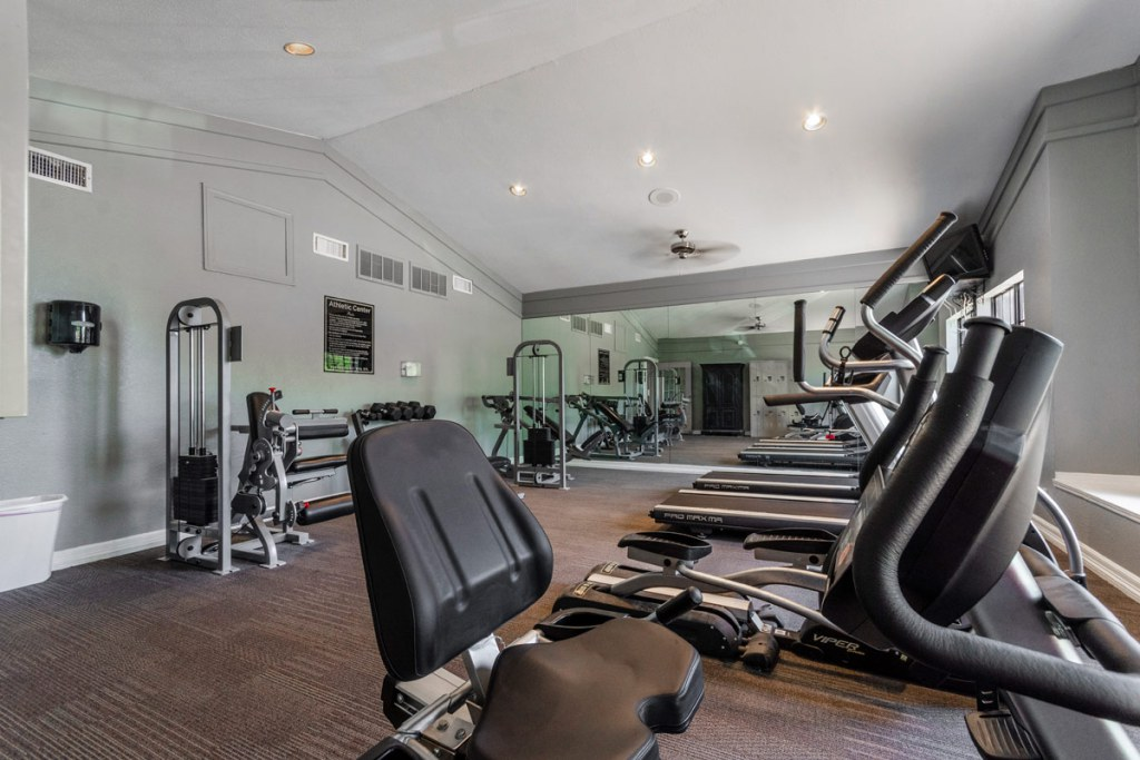 Fitness at Listing #136722