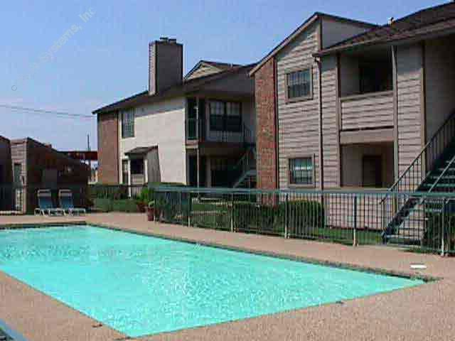 Pool Area at Listing #135689